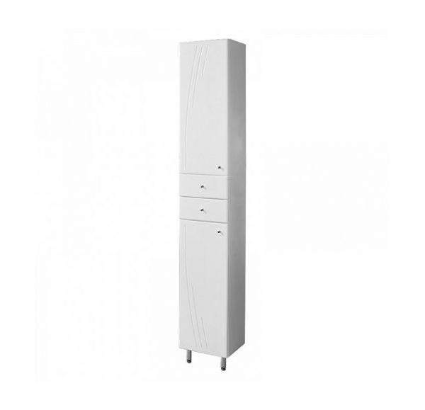 Минима-М шкаф-колонна с б/к левая 1A132303MN01L