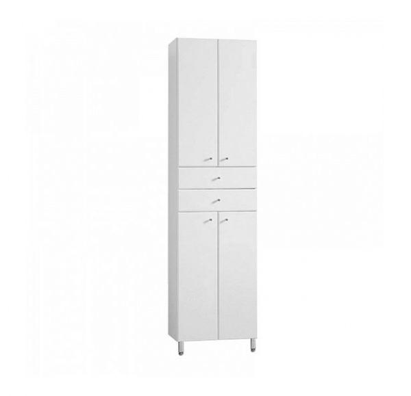 Симпл шкаф-колонна 2 ств 1A122303SL010