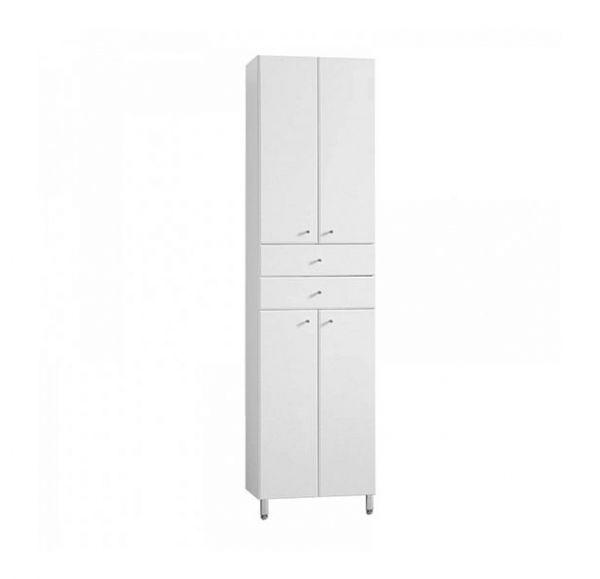 Симпл шкаф-колонна 2 ств. 1A122303SL010