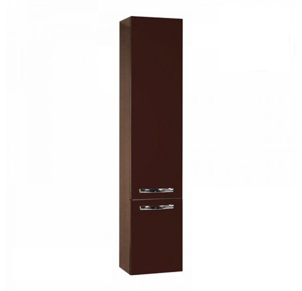 Ария шкаф-колонна подвесная темно-коричневый 1A134403AA430