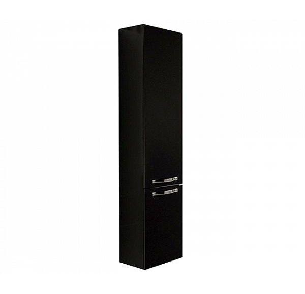 Ария М шкаф-колонна подвесная черный глянец 1A124403AA950