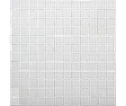 EA02 мозаика стеклянная 300*300*4 белая