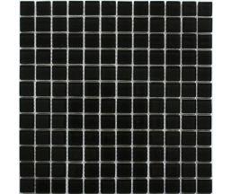 EG01 мозаика стеклянная 300*300*4 черная