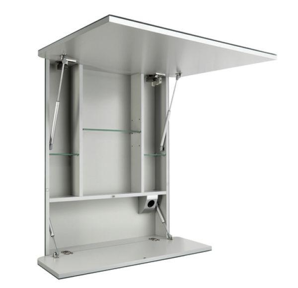 Валенсия  75 зеркальный шкаф 1A125302VA010