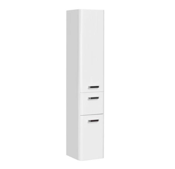 Валенсия шкаф-колонна подв бел жемчуг правая 1A123803VAG3R