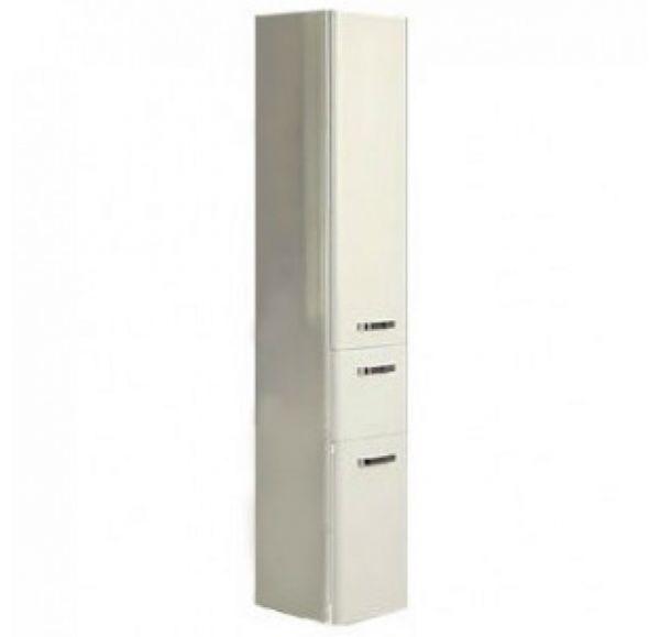 Валенсия шкаф-колонна подвесная белый жемчуг 1A123803VA33L