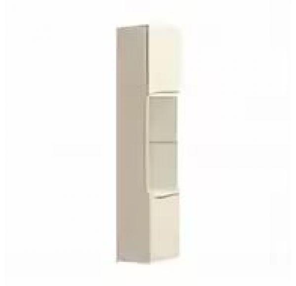 Севилья шкаф-колонна подвесная белый жемчуг 1A126603SEG30