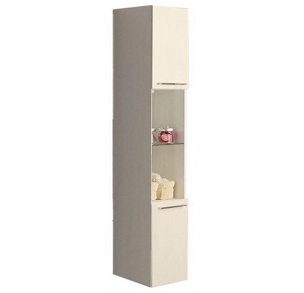 Севилья шкаф-колонна подвесная белый жемчуг 1A126603SE330