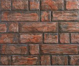 MIJARES  RV. Galia Rojo плитка керамическая глазурованная неполированная 26.3*47.5*11