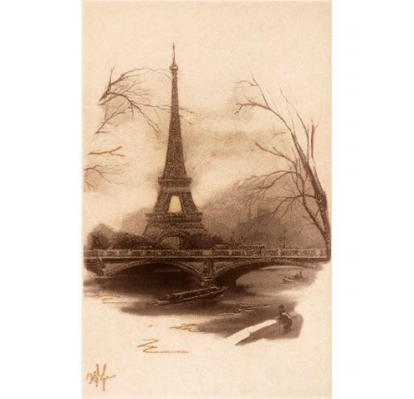 16164 Astoria Paris декор бежевый 22*35