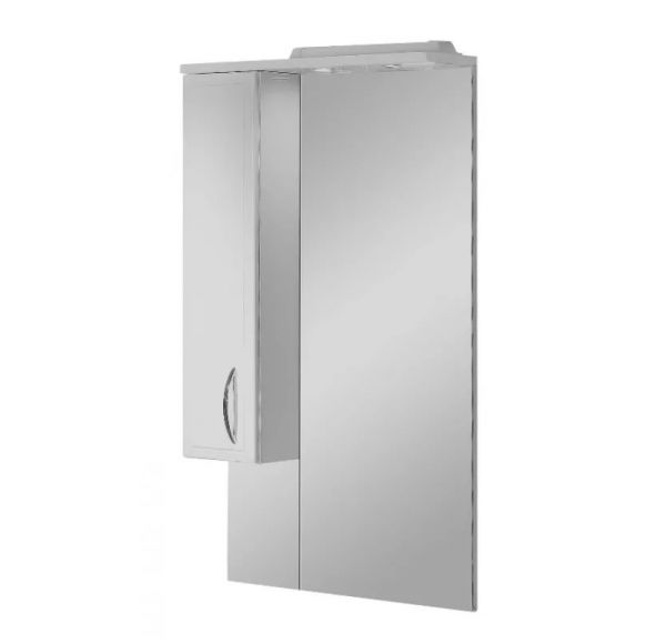 Марсия 67 зеркало-шкаф левый 1A007502MS01L