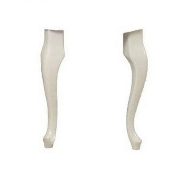Ножки фигурные (2 шт в уп.) 1A155403XX010