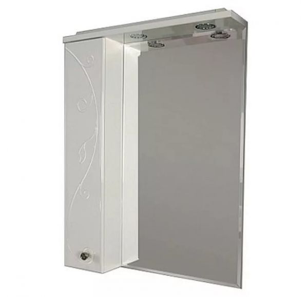 Лиана 60 зеркало-шкаф левый 1A162702LL01L