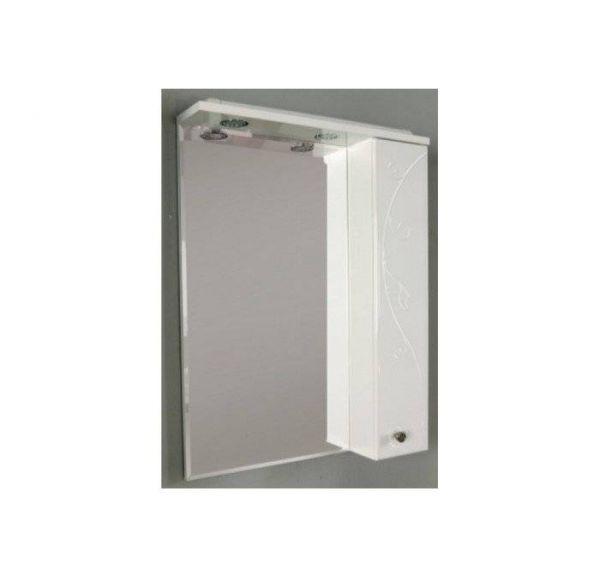 Лиана 60 зеркало-шкаф 1A162702LL01R