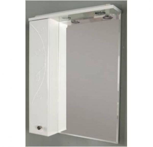 Лиана 65 зеркало-шкаф левое 1A166202LL01L