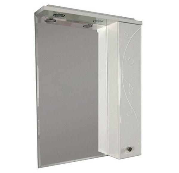 Лиана 65 зеркало-шкаф 1A166202LL01R
