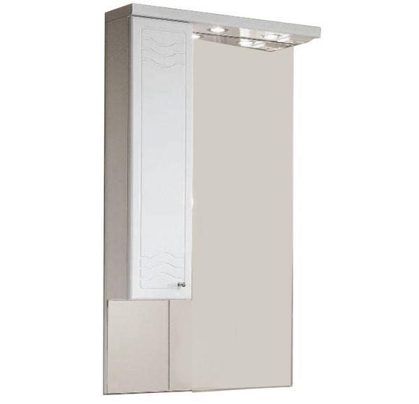 Домус 65 зеркало-шкаф левый 1A008202DO01L