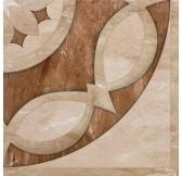 Roseton Ambar плитка керамическая 45*45