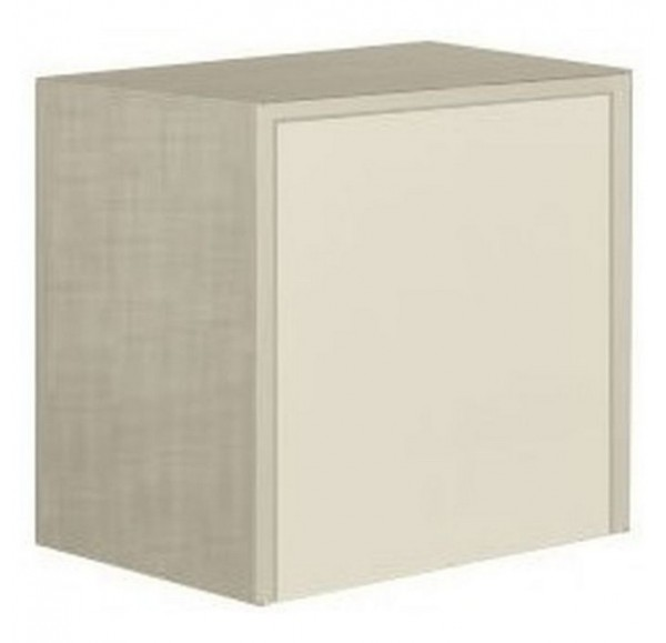 Фабиа шкаф подвесной 1A167603FBAG0 ваниль