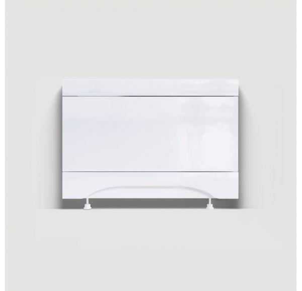 Экран под ванну 0.7м МДФ торц. белый