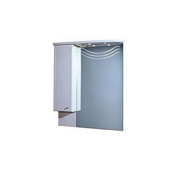 Домус зеркало-шкаф левый 1A001002DO01L