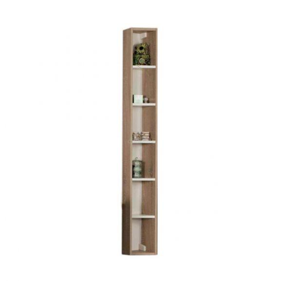 Йорк шкаф-колонна открытая  1A171103YOB40  дуб /сонома