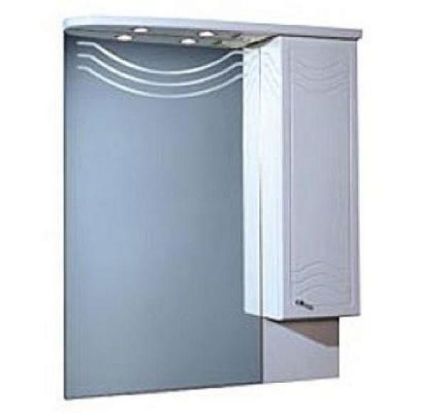 Домус зеркало-шкаф правый 1A001002DO01R