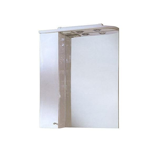 Джимми 57 зеркало-шкаф левый 1A034002DJ01L