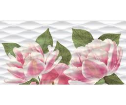 Декор 50*25*0,9 Фокстрот Цветы роз
