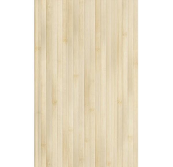 Bamboo настенная бежевая 25*40