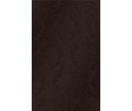 Дамаско настенная коричневый 25*40