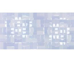 Twist Azul настенная голубая 24,9*50