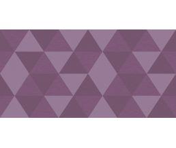 Geometrica Декор Мальва (сереневый)  25*50