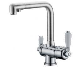 Terrakotta Pure Water Смеситель для кухни двухвентильный (для фильтра) 56А5740