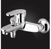 Nordik Смеситель для ванны однорычажный с д/к 2323842