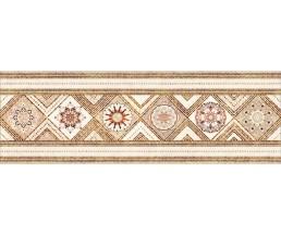 Альба Декор бежевый ВС11АБ424 600х200