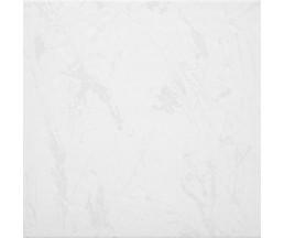 Бланка Коко Шанель напольная белая 41,8*41,8 ПГ3КК007