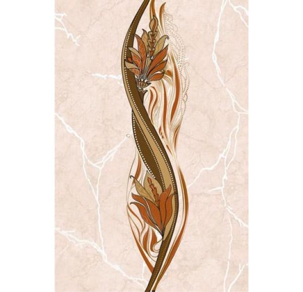 Golden Tile Александрия Декор Бежевый 20*30