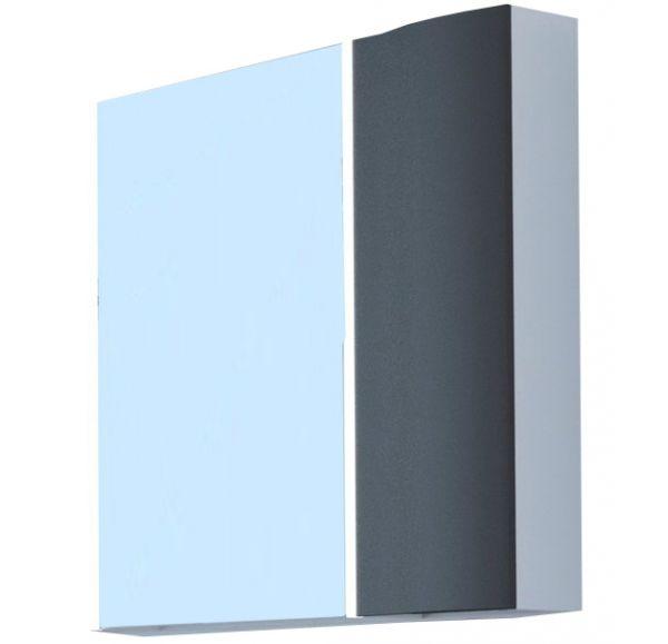 Ондина 80 зеркало-шкаф графит 1A183502ODG20