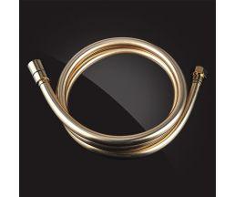 Gold Шланг душевой армированный ПВХ 150 см SH012-Gold
