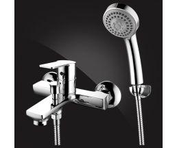 Wellesley Смеситель для ванны однорычажный с д/к 2344844