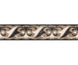 Lorenzo Intarsia Фриз темно-бежевый 6*30