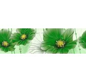 Маргарита фриз широкий зеленый 6*20