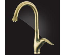 Scharme Смеситель для кухни однорычажный 5605601-Bronze