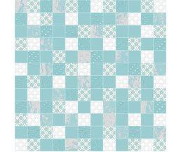Mosaic Aquamarine декор 30,5*30,5