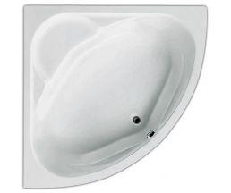Ванна акриловая сим. белая 140*140 Карибы SANTEK 1WH111982