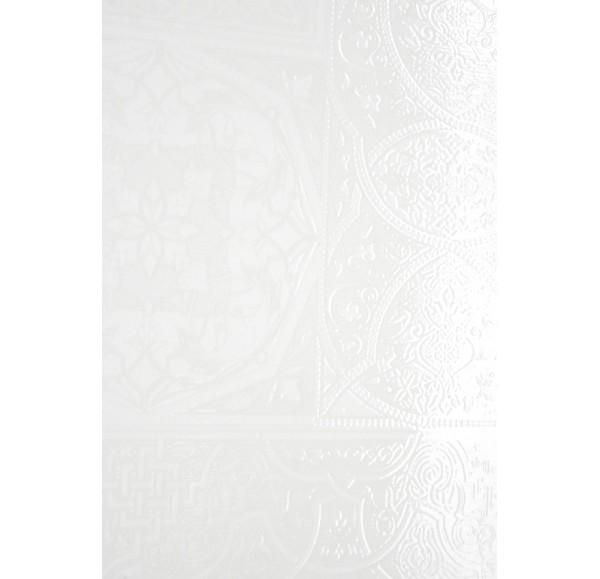 Aladdin Pattern W плитка настенная белая 27.5x40
