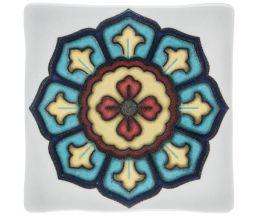 Bonny Rosette 2 GR декор 10*10