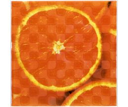 Orly Orange 1 декор 20*20