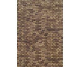Kapri BT Настенная плитка коричневая 27.5x40
